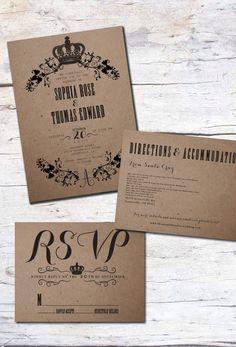 ♡ | Wedding Invitations