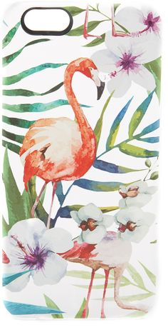 Casetify Tropical Flamingo iPhone 6 / 6s Case