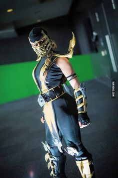 Costume kombat mortal adult