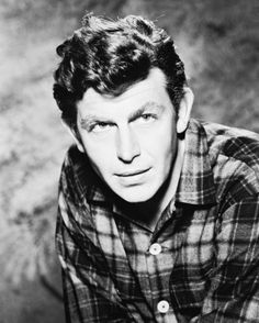 Andy Griffith in the beginning.