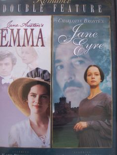 Love both of these stories. I haven't seen this version of Jane Eyre but Emma is great.