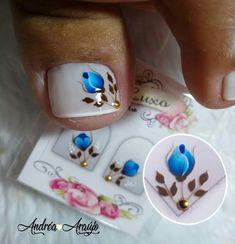 Nail Salon Design, Magic Nails, Pedicure, Nail Designs, Nail Art, Prints, White Nail Beds, Art Nails, Chic Nails