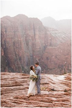 Intimate Wedding in beautiful Southern Utah!  Taken by www.jessicasphoto.com