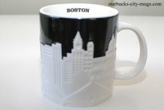 Boston. Starbucks Relief mugs=love. @Michelle Flynn Sumption I need one. Swing by and get one.