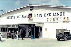 Us Military, Military History, Spooky Words, Pagoda Temple, Danang Vietnam, Vietnam War Photos, North Vietnam, Air Force Bases, Four Corners