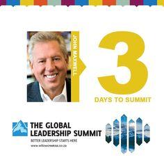3 DAYS TO SUMMIT #GLS16