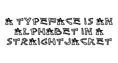 My new font created with Calligraphr.com.