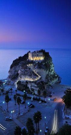 Un instante en Calabria, Italy