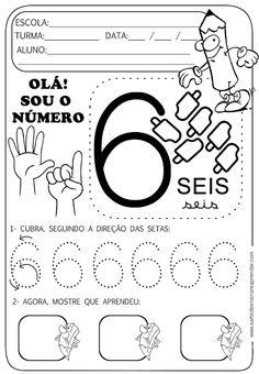 Atividade pronta - Numeral 6