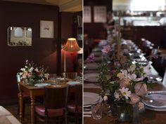 Exquisite wedding flowers, romantic bridal bouquets and wild floral arrangements Flower Studio, Wedding Gallery, Floral Arrangements, Wedding Flowers, Reception, Bouquet, Table Decorations, Bridal, Oxford