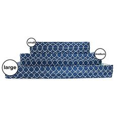 """Orthopedic Dog Bed - 5"""" Thick   Supportive Gel Enhanced Memory Foam - Made in the USA   100% Cotton Removable Cover w/ Waterproof Encasement   Fully Washable   Small, Medium & Large Dogs"""