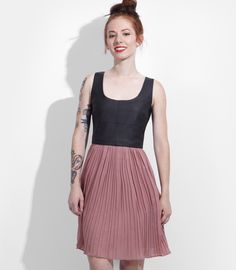 BB Dakota Elina Chiffon Dress: NOW $34.99! (was $64)