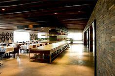 Rodeio #Restaurant restaurant design isay weinfeld