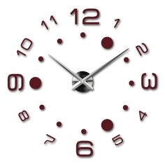 Clock, Wall, Home Decor, Stylish Watches, Nice Watches, Decorations, Jewelery, Watch, Homemade Home Decor