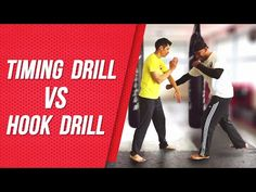 Wing Chun BEST Hook Punch Defense Drill - YouTube