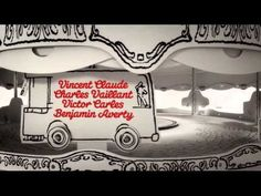 Motion graphic , animation , paper animation - YouTube