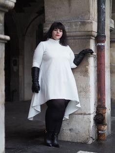 Plus Size Fashion for Women - Plus Size Outfit Idea - LA CAPE  Le blog mode de Stphanie Zwicky
