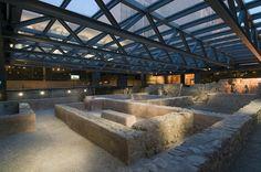 ERCO - Descubrir la luz - Culture - Centro Arqueológico L'Almoina