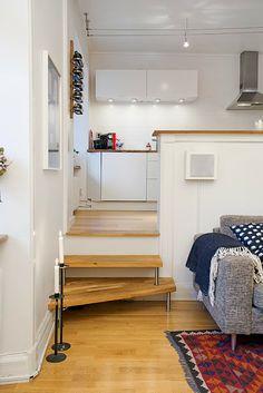 Jurnal de design interior - Amenajări interioare : Amenajare 2 camere în 60 m²