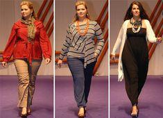 Plus Size Looks for 2013 | Siga as nossas dicas e adira a um visual moderno com roupas plus size!