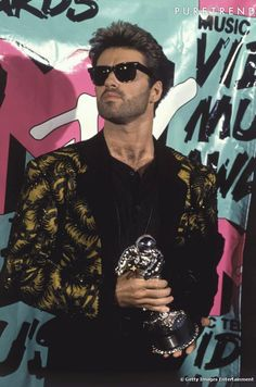George Michael + Wayfarer