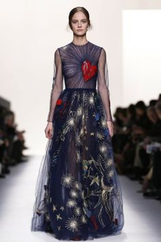 Energy and Grace at Valentino - BoF - The Business of Fashion