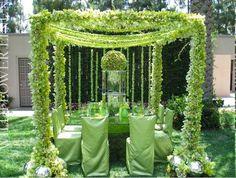 decoration-table-repas-rception-verte-mariage