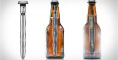 Enfriador de cerveza instantáneo – ¡Hostia qué guapo!