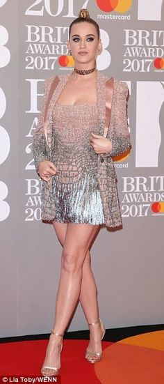 A night to remember at the 2017 Brits