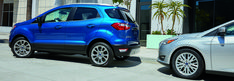 Smart Spots for the EcoSport! Come get yours today at Planet Ford in Spring, Texas. Photo Courtesy of Ford Motor Co. Spring Texas, Ford Ecosport, Car Ins, Used Cars, Planets, Van, Vehicles, Rolling Stock, Vans