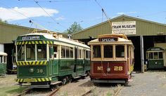 The Ballarat Tramway Museum is an operating tramway museum, located in Ballarat, Victoria, Australia. The museum is run by volunteers and has a fleet of trams w... Get more information about the Ballarat Tramway Museum on Hostelman.com #attraction #Australia #museum #travel #destinations #tips #packing #ideas #budget #trips