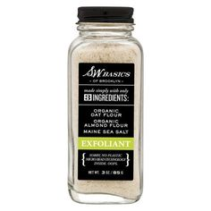 S.W. Basics Exfoliant - 4 oz