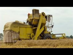 Classic Combine Week #4: Clayson M103 and New Holland Clayson M140