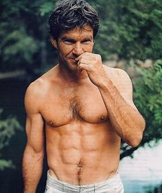 Dennis Quaid, I will always find you attractive