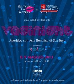 VagiNight - 9 maggio - Milano