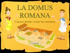 Las casas romanas : Pilaryyo Guided tour of a Roman town! Ap Spanish, Spanish Culture, Romans For Kids, Teaching History, Ancient Rome, Ancient Civilizations, Social Science, Roman Empire, Activities For Kids