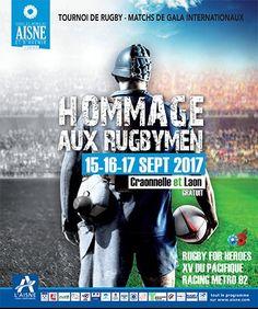 Hommage aux rugbymen tombés dans l'Aisne et sur le Chemin des Dames | Mission Centenaire 14-18