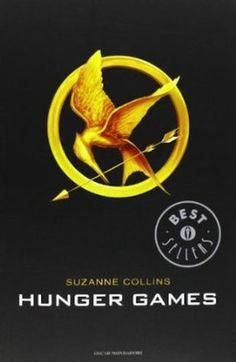 The Hunger Games Italian Cover / Los Juegos del Hambre Portada Italiana