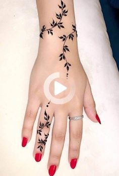 50 Kolkata Mehndi Design (Henna Design) - March 2020 #hennatattoos #tattooideas Henna Tattoo Designs Simple, Henna Designs Feet, Finger Henna Designs, Mehndi Designs For Girls, Mehndi Designs For Beginners, Modern Mehndi Designs, Mehndi Designs For Fingers, Latest Mehndi Designs, Beautiful Henna Designs