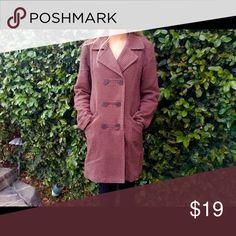 Women's trench coat Very warm comfy women's trench coat Volcom Jackets & Coats Trench Coats