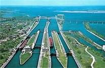 The Locks - Sault Saint Marie, Michigan -- these are awesome! Michigan Travel, State Of Michigan, Northern Michigan, Sault Ste Marie, Great Lakes Ships, Lake Huron, Upper Peninsula, Lake Superior, Travel Memories