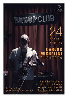 Carlos Michelini Cuarteto Febrero 2015