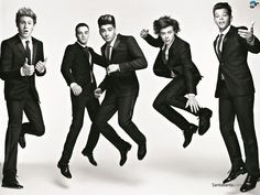 black white one direction wallpaper