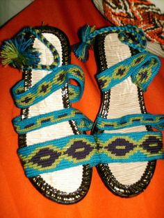 Macrame, Knitting, Shoes, Fashion, Espadrilles, Footwear, Shoes Sandals, Handbags, Projects