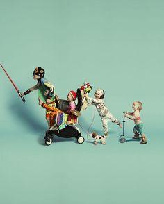 Festival Villette Sonique x Mini Weather   MilK - Le magazine de mode enfant