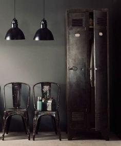 urbnite:Tolix Model A Chair