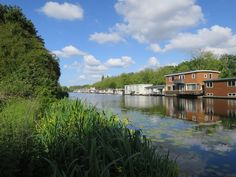 Houseboats_Noorderkanaal