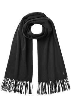 POLO RALPH LAUREN Scarf with Cashmere and Silk