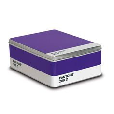 <p>The Seletti Pantone 268 Royal Purple Metal Storage Box is a versatile  metal tin that is a great storage solution for small items. Adorned with  a specific Pantone Universe colour reference, the box would make a  useful gift. - L.M.</p> <p><strong>Features:</strong></p> <ul> <li>Metal storage box</li> <li>Adorned with a specific Pantone colour</li> <li>Great for all interiors</li> </ul> <p><strong>Dimensions:</strong> H:11 x W:30 x D:22cm</p>