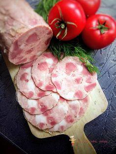 Wędlina drobiowa z żołądkami a'la salceson włoski ~ kocham.. lubię.. gotuję.. Charcuterie, Food Photo, The Cure, Healthy Recipes, Vegetables, Dinners, Diet, Cooking, Homemade